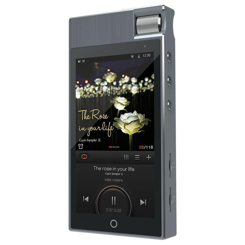 Cayin N5ii DSDネイティブ/ハイレゾ対応/Andoroid搭載デジタル・オーディオ・プレーヤー