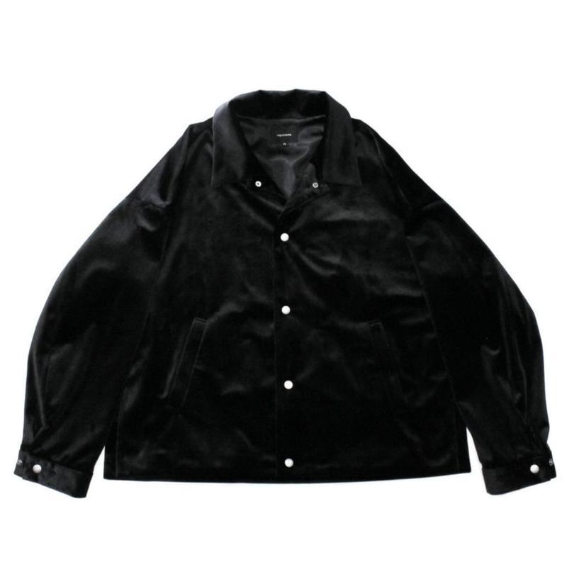 Coach jacket - Velveteen