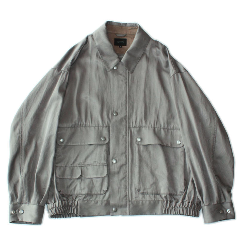 Field jacket - C/R twill / Olive