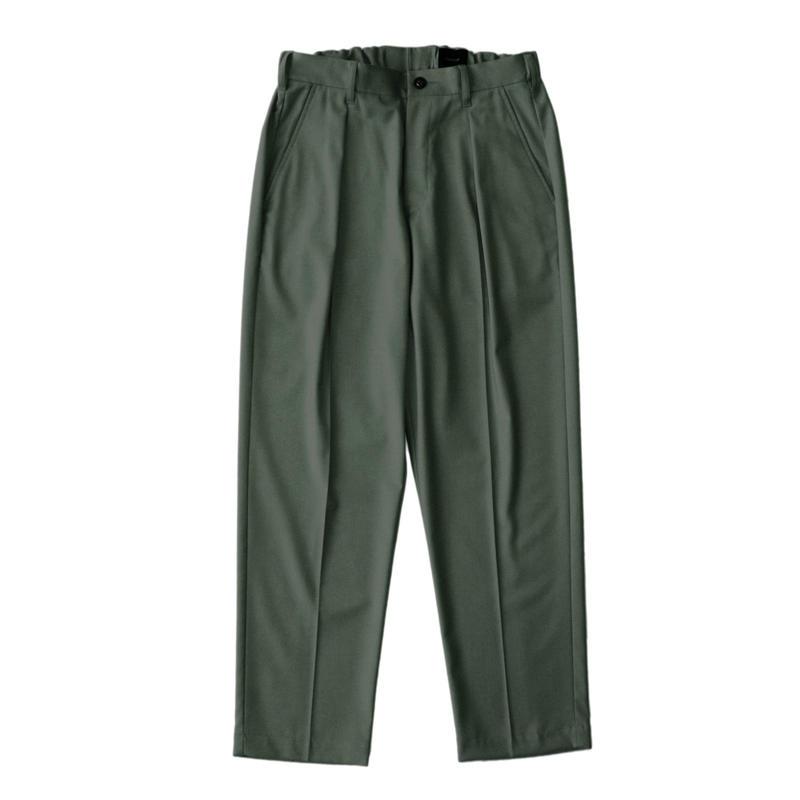 Utility trouser - Gabardine / Olive