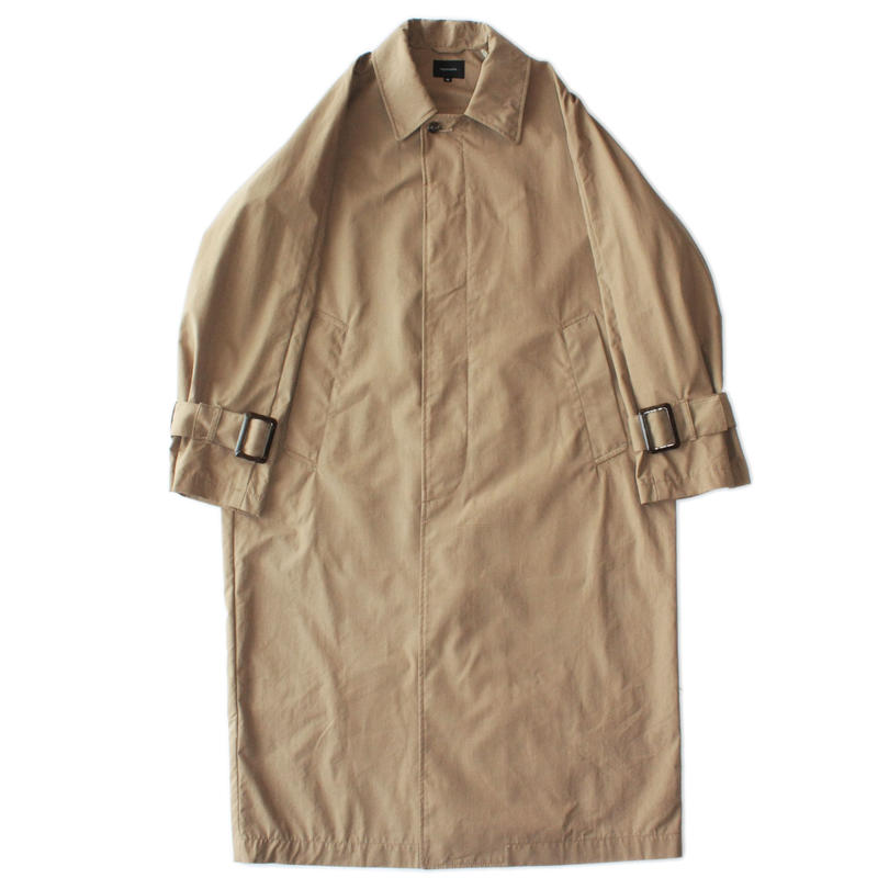 Big bal coat - C/N weather / Khaki