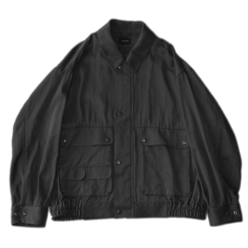 Field jacket - C/R twill / Black