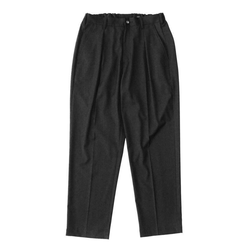Utility trouser - Gabardine / Black