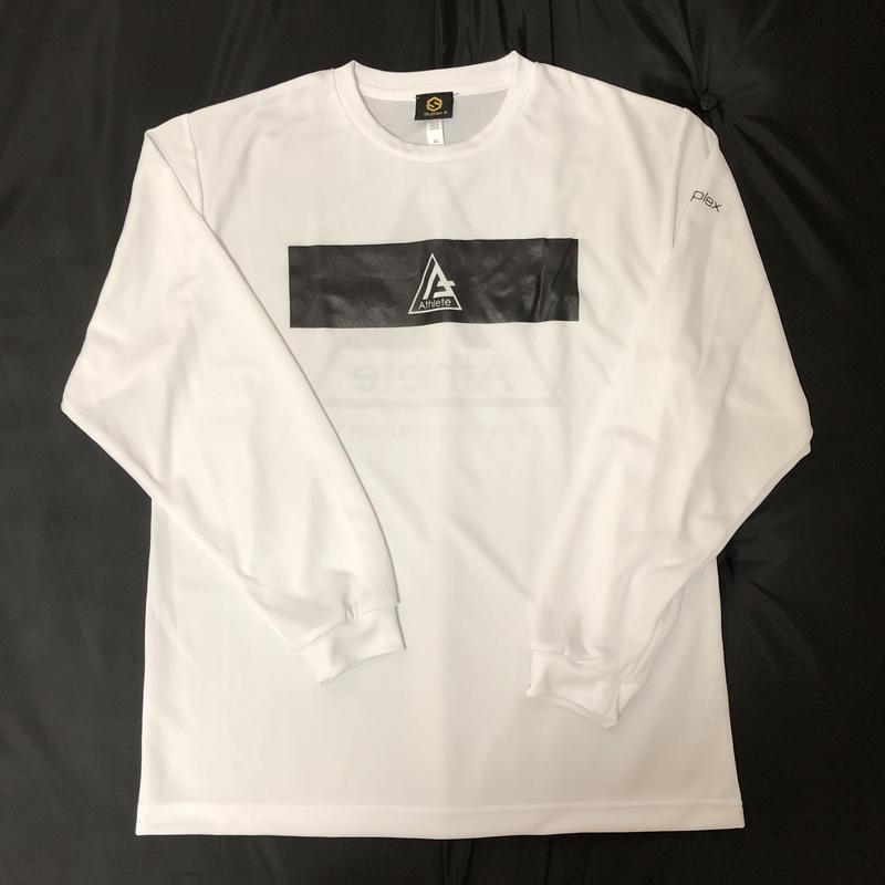 AthleteロゴドライロングTシャツ(W)