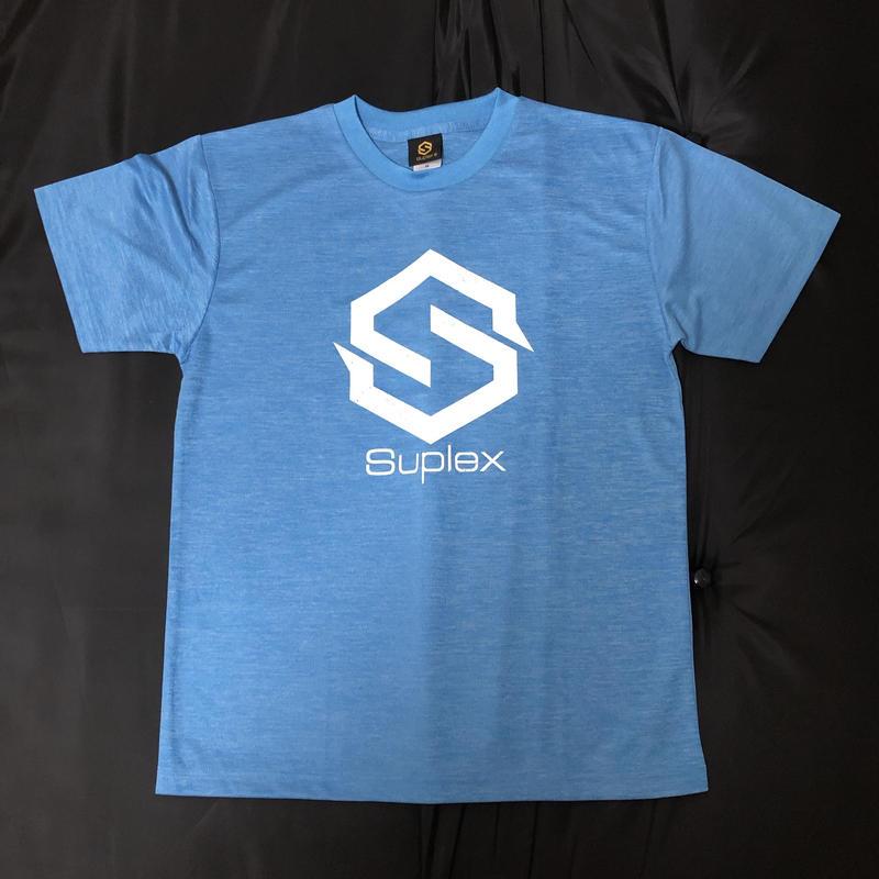 SUPLEXロゴドライTシャツ(B)