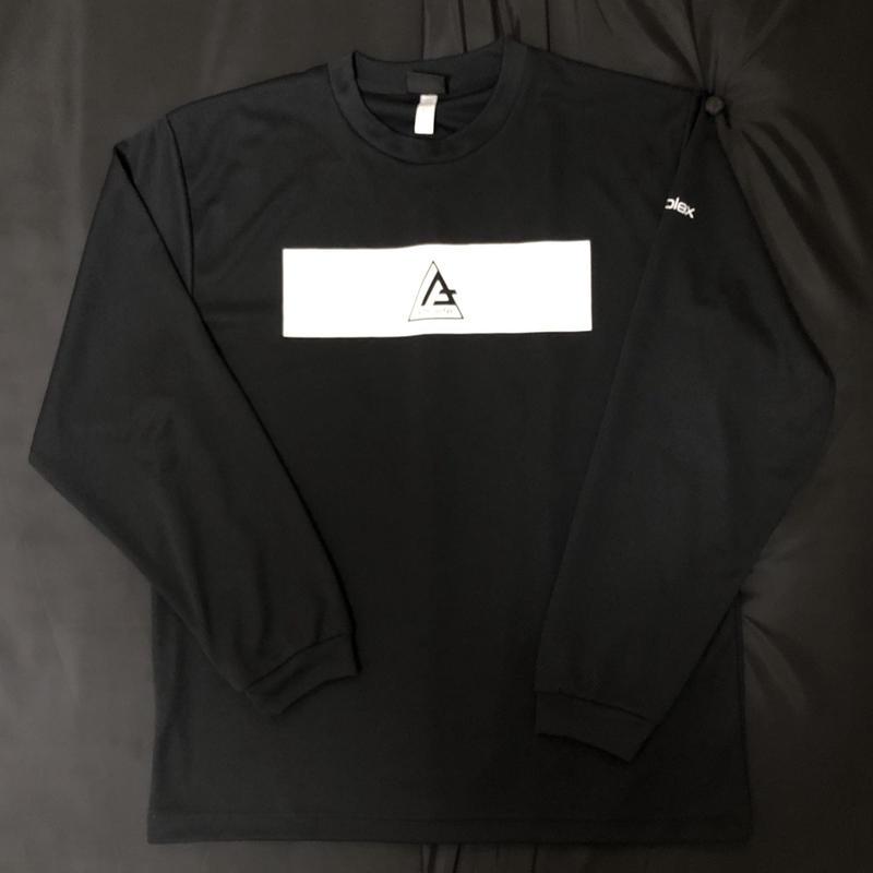 AthleteロゴドライロングTシャツ(B)