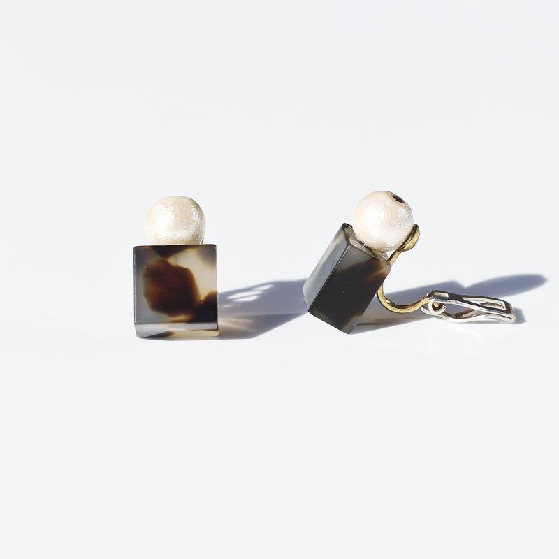 Sur/earrings SR-EA1(CW)