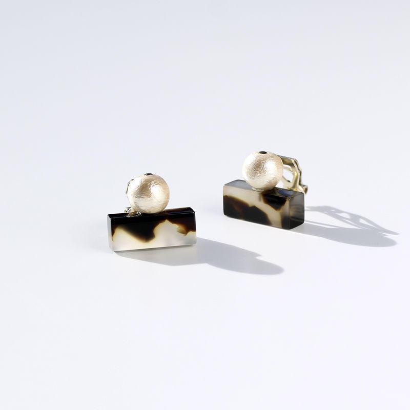 Sur/earrings SR-EA2(CW)