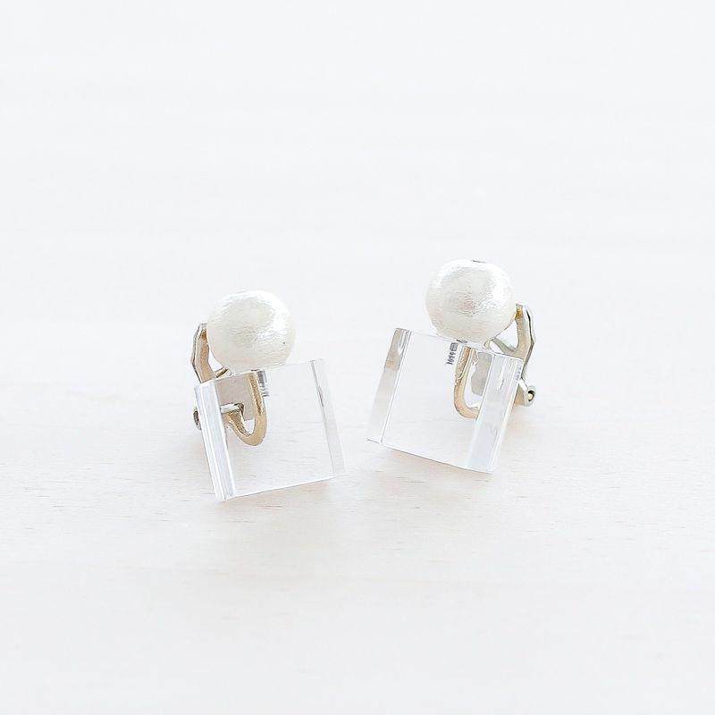 Sur/earrings SR-EA1(CL)