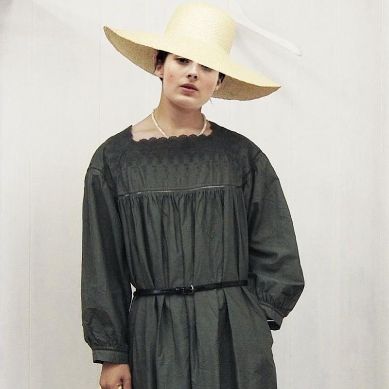 capeline hat / 03-9210001