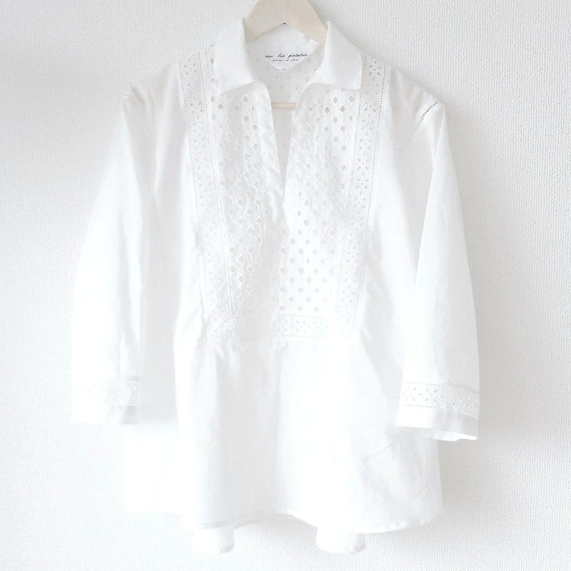 skipper blouse pw / 03-6208001