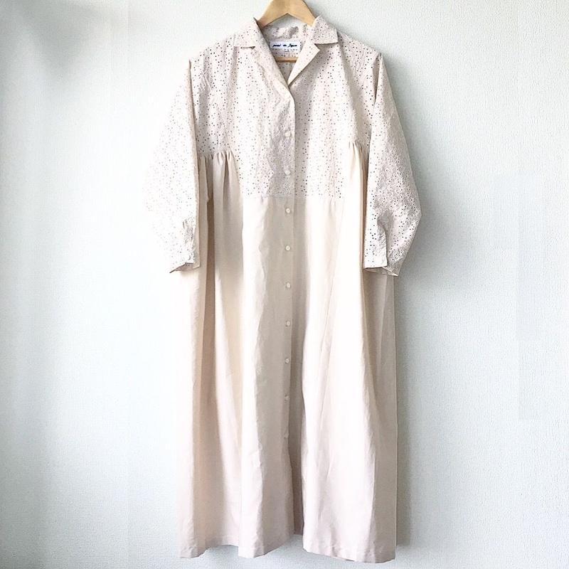 shirt dress / 03-8305004