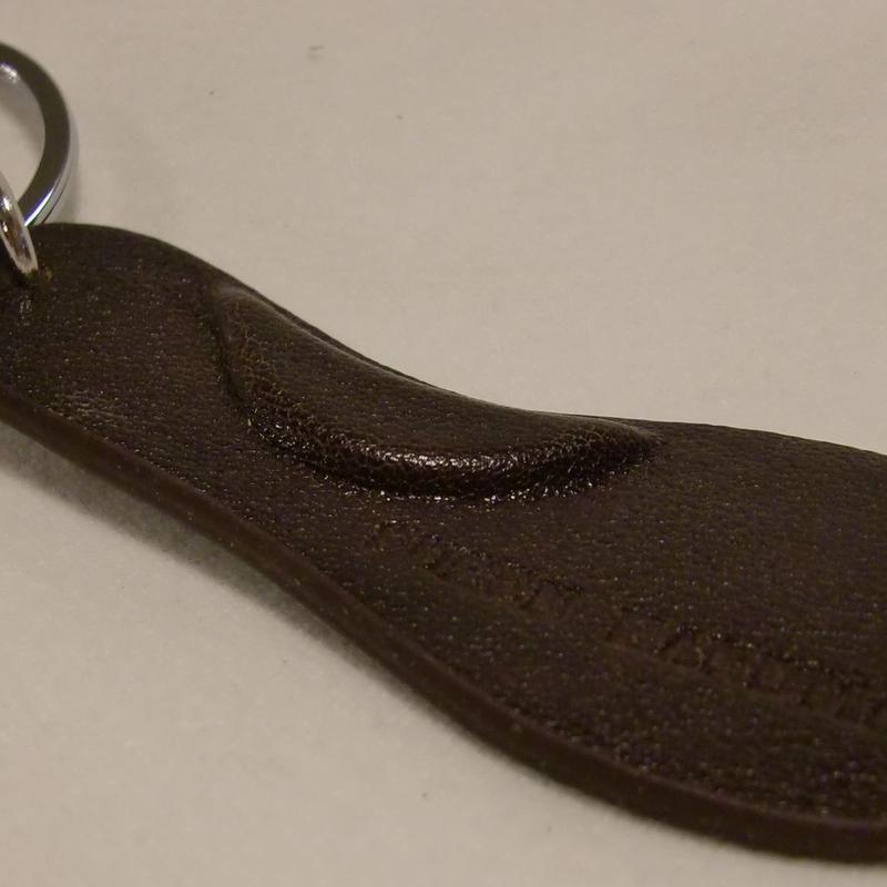 キーホルダー  靴底形のキーホルダー  CKB1709