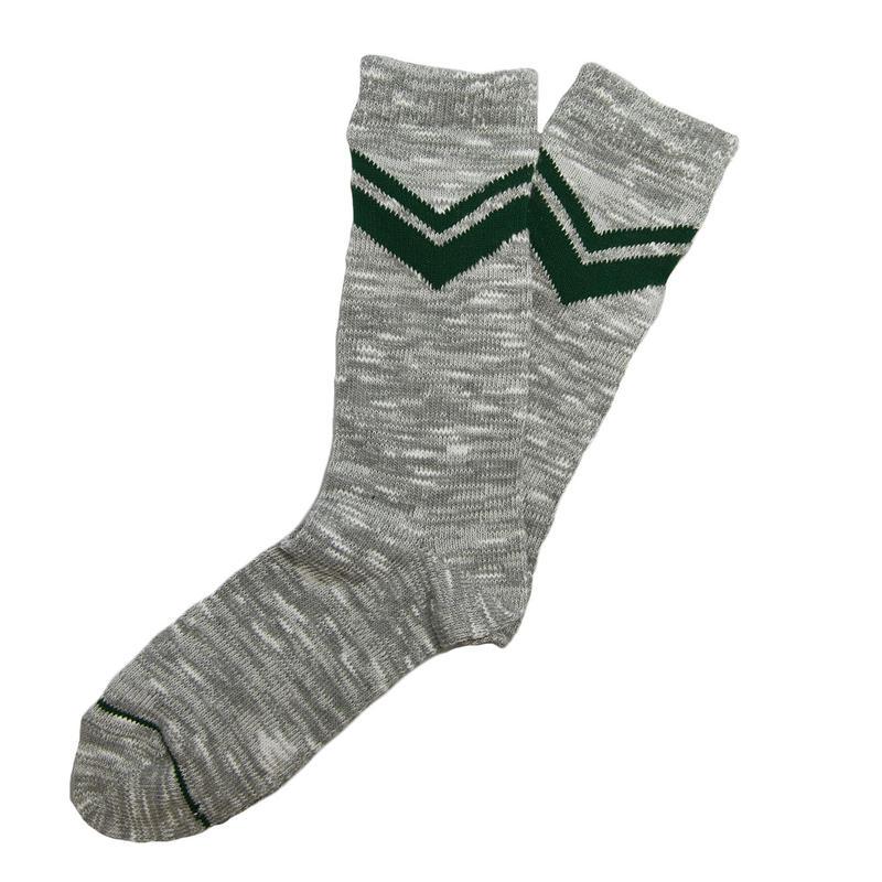 V Line Socks GRY