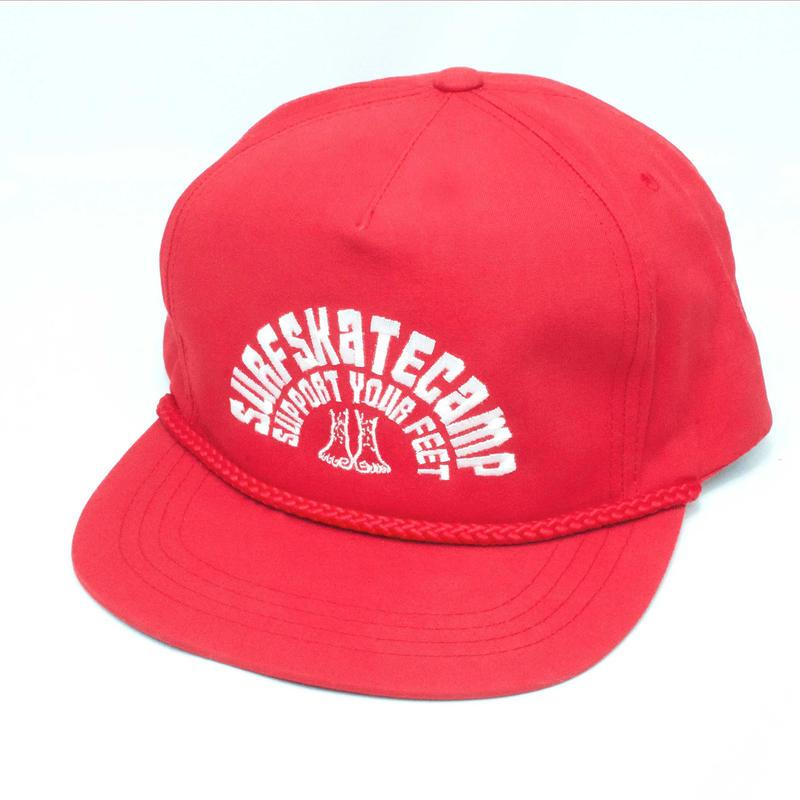 Logo EMB Trucker Cap RED