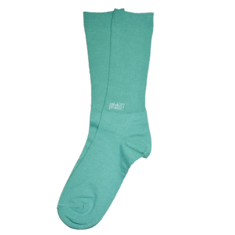 Rib Socks GRN