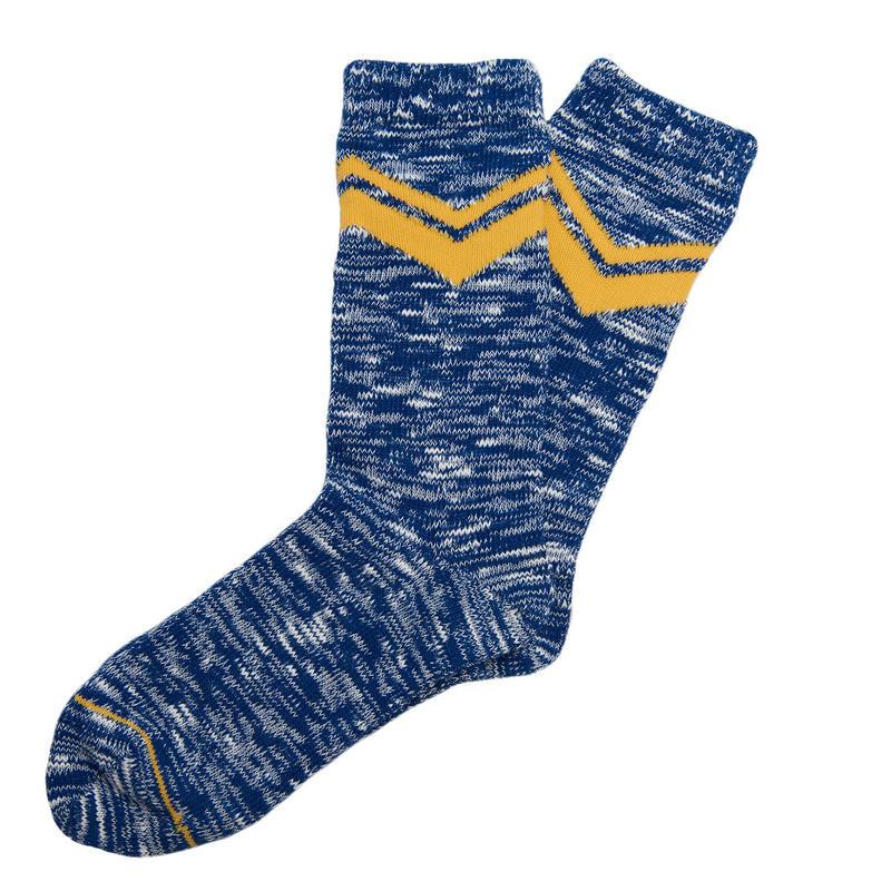 V Line Socks NVY