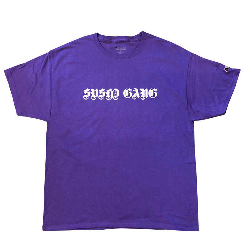 """SUSHIGANG""  Champion T Purple"