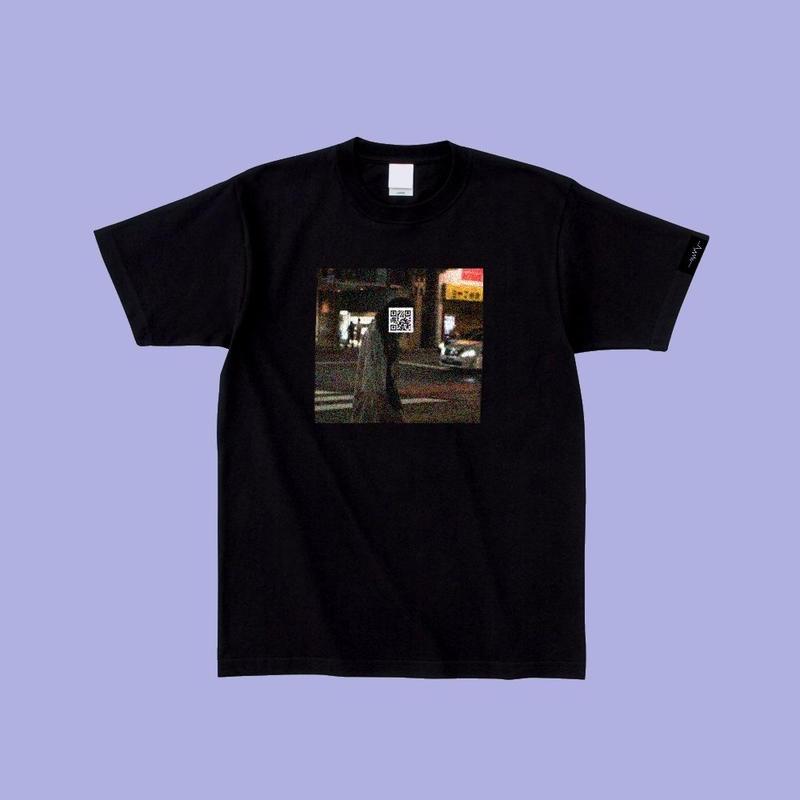 sweet sweat sweet QR coad Tシャツ