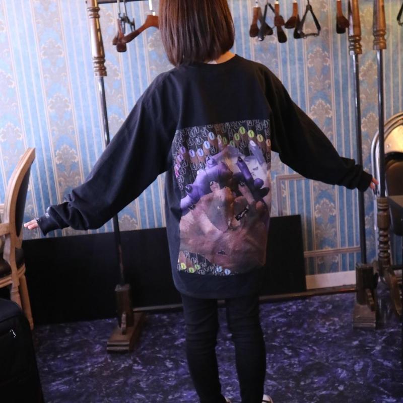 SUSUロングTシャツ / Black