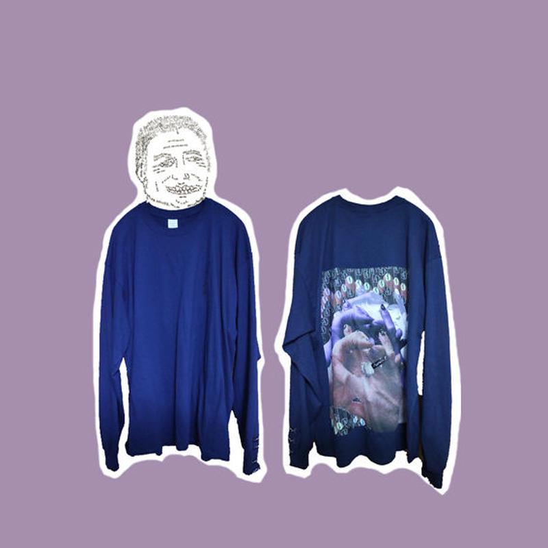 SUSUロングTシャツ / Navy