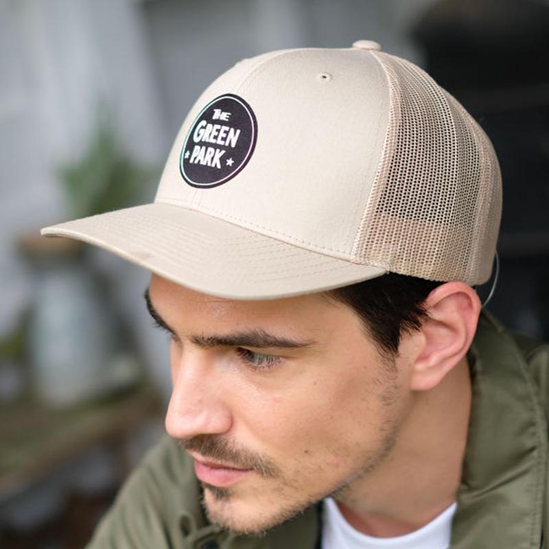 WP MESH CAP ワッペンメッシュキャップ