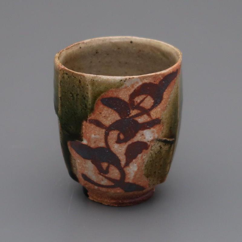 No.88:ORIBE Cup「織部湯呑」