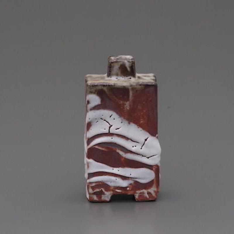 No.120:TETSUSHINO Rectungular Vase
