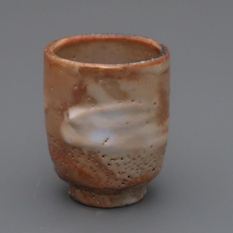 No.85: Gold SHINO Cup「金志埜湯呑」