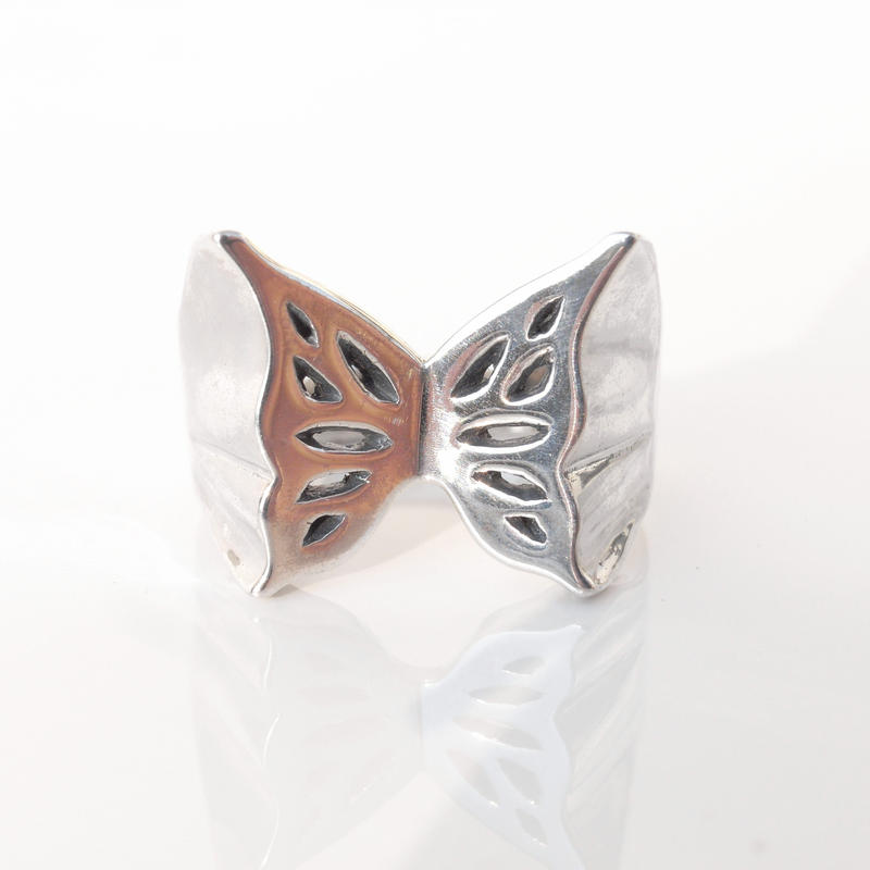 Block butterfly ring | Baby