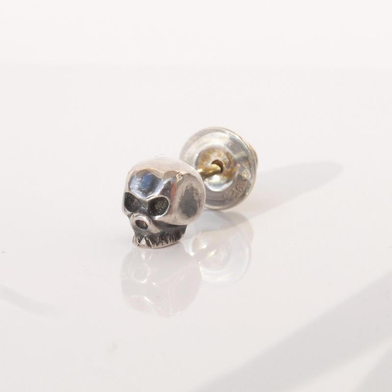 baby skull pierce