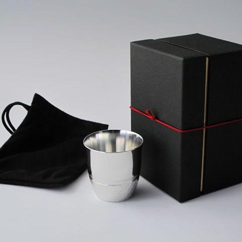 錫酒器 特別制作 「KIWAMI」 ぐい呑み
