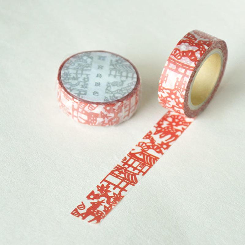 宮島景色|マスキングテープ
