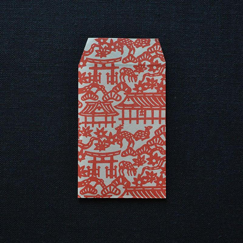 ぽち袋|厳島神社 3枚入り