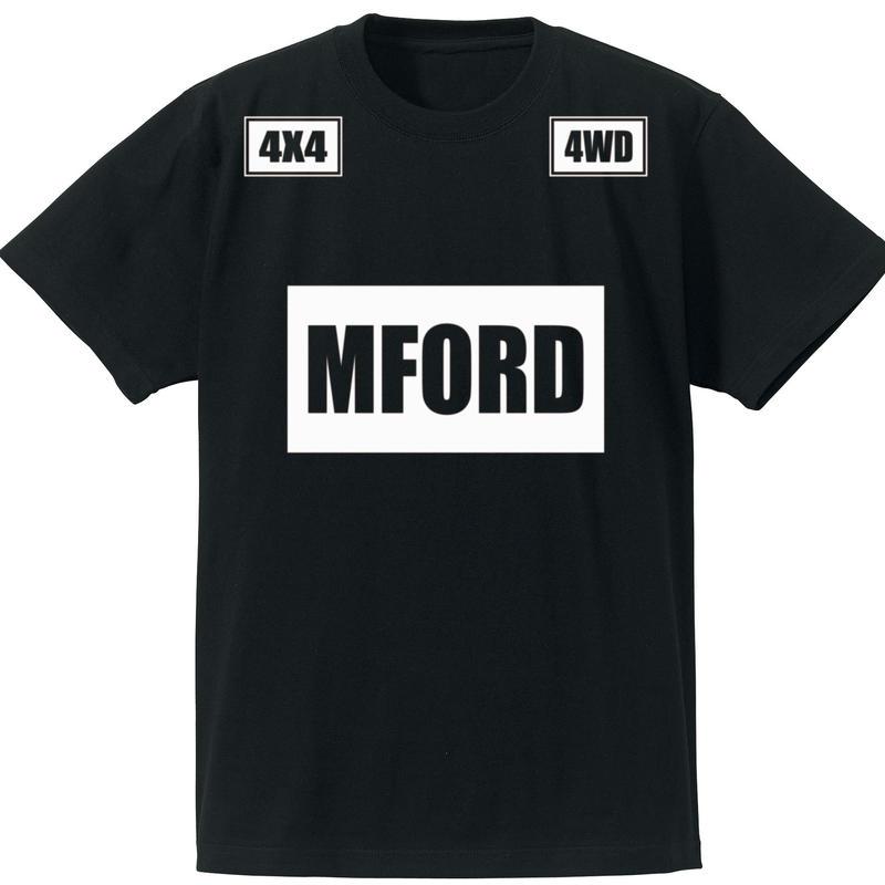 【値下げ】M4DJAPAN ACT2 Tシャツ (BK)