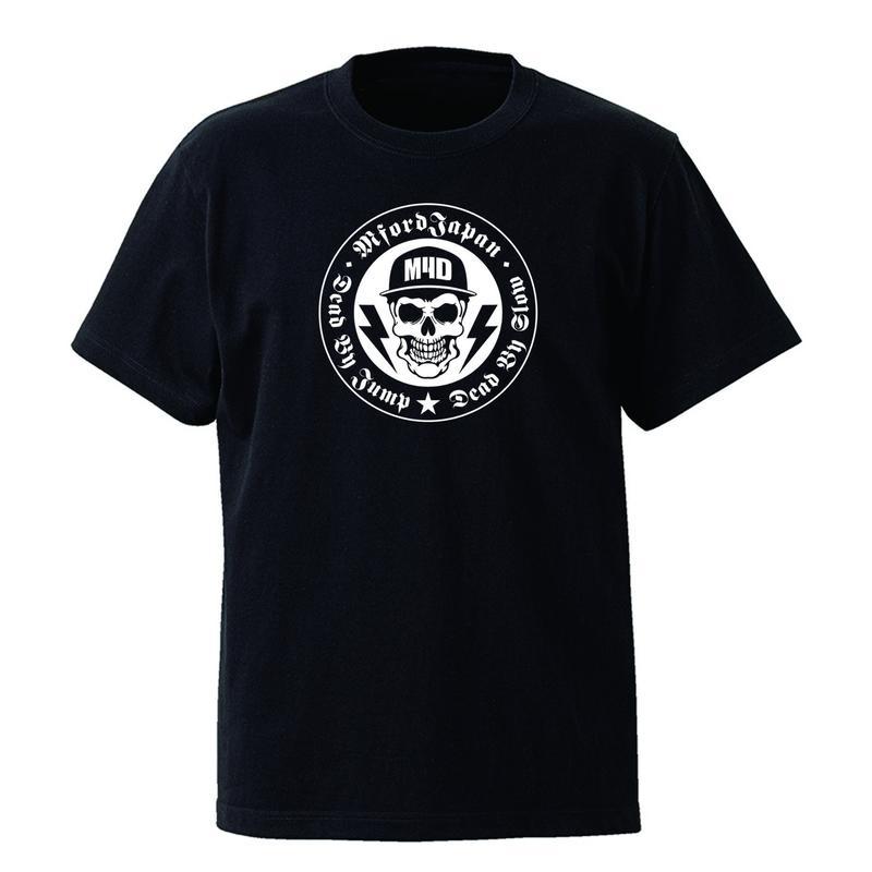 再販:2018 M4D Tシャツ vr.2 (ブラック)