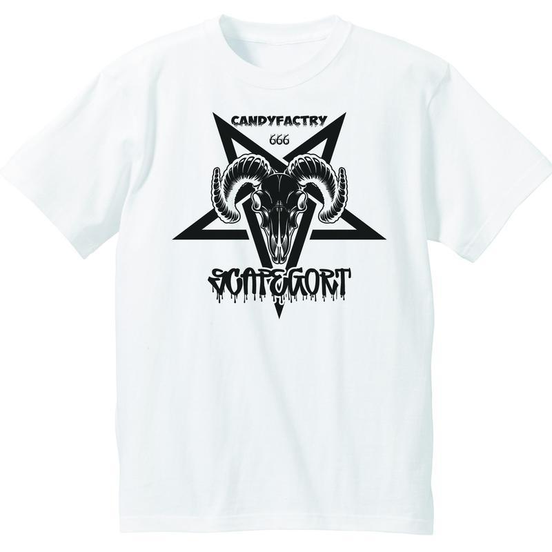 S★CF TシャツNoSC-02 ホワイト