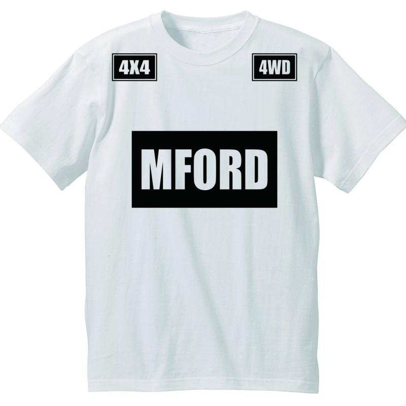【値下げ】M4DJAPAN ACT2 Tシャツ (WH)
