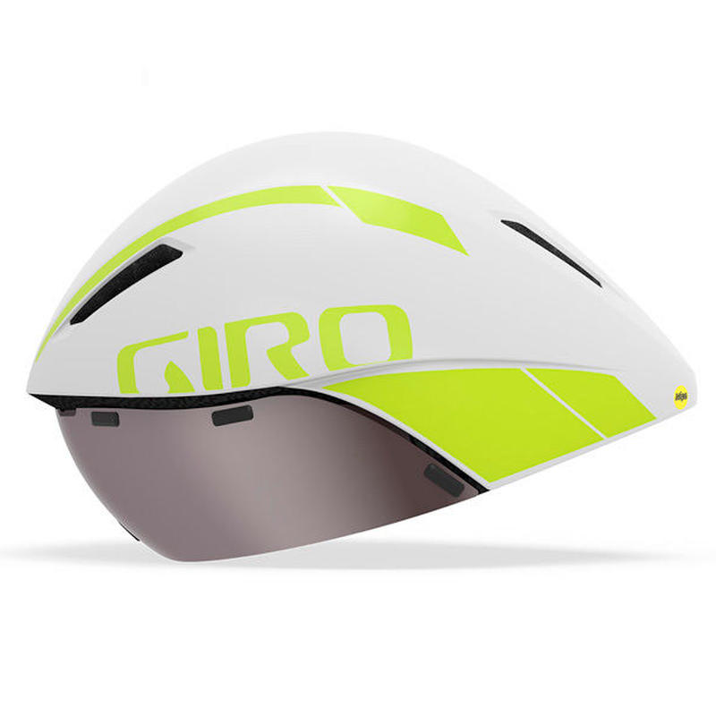 GIRO AEROHEAD MIPS   Matte-White-Citron 日本国内完売モデル  Swacchi 限定入荷!!