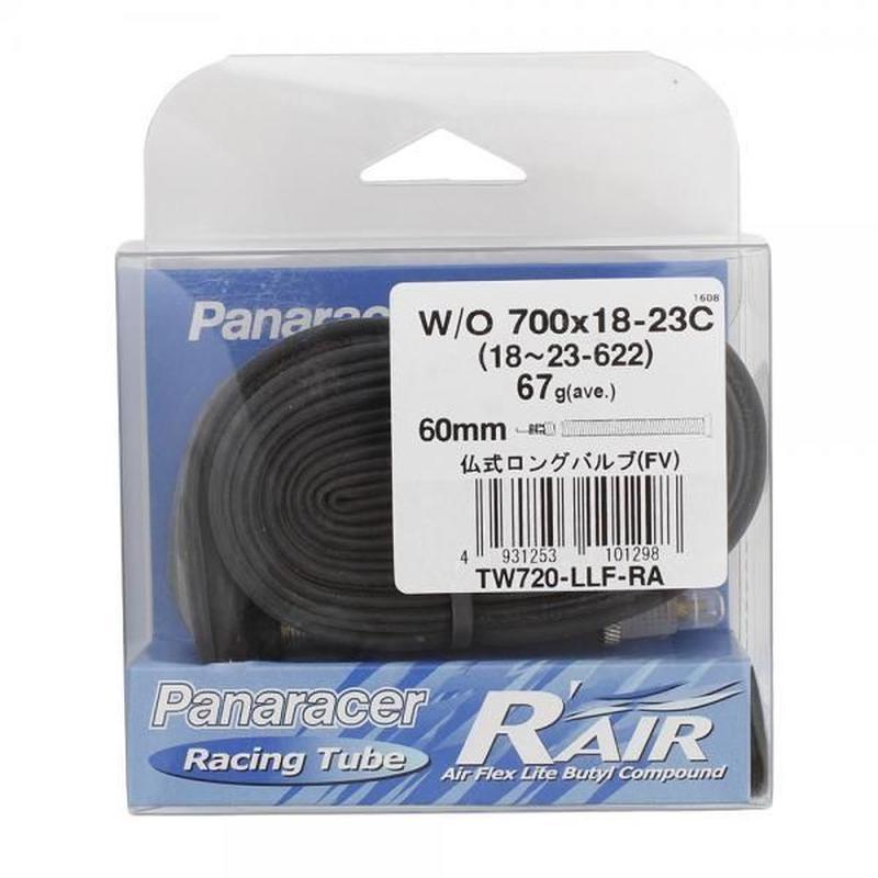 Panaracer R-AIR 700x23C 60mm TW720-LLF-RA  チューブ