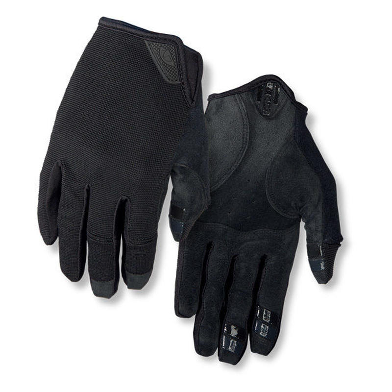 GIRO DND CYCLING GLOVES Black