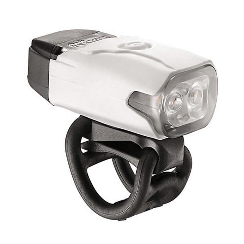 LEZYNE KTV   FRONT ホワイト 70LUMEN USB LED LIGHTS  人気のKTV PROがフルモデルチェンジでさらにパワーアップ!!