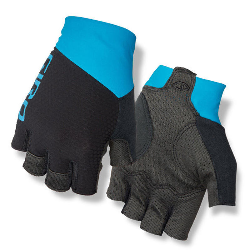 軽くて快適、最高の握り心地 GIRO CYCLING GLOVES ZERO CS Blue Jewel