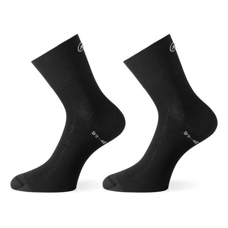 ASSOS  ASSOSOIRES  GT SOCKS  カラー:BLACK SERIES