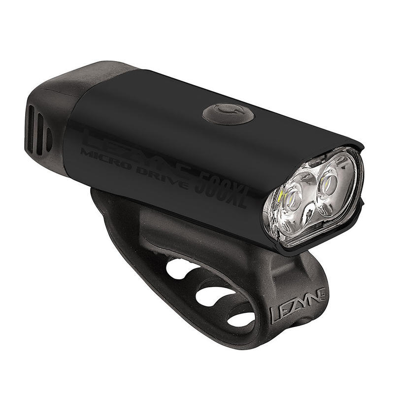 LEZYNE MICRO DRIVE 500XL  JAPAN LIMITEDモデル マットブラック