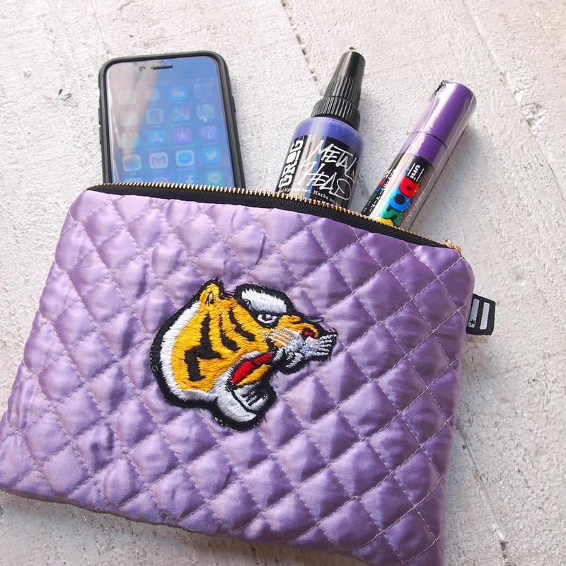 TIGER Pouch Bag(PURPLE)