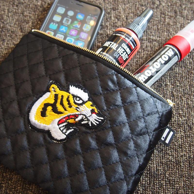 TIGER Pouch Bag(BLACK)