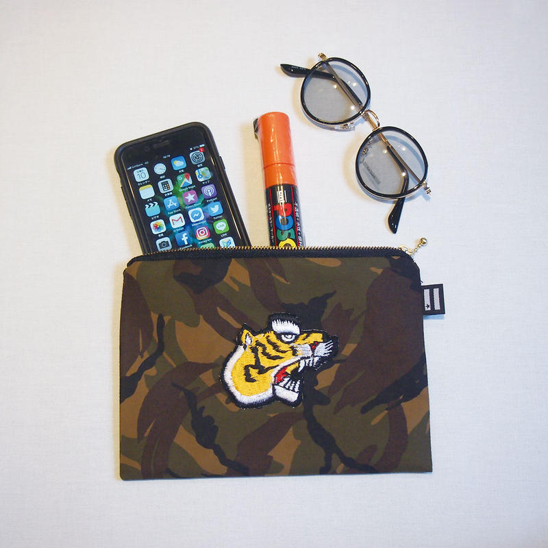 TIGER Pouch Bag