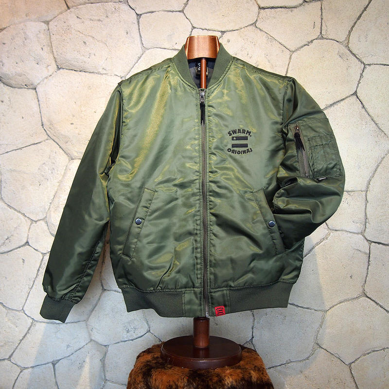 MA-1 TYPE BOMBER JACKETs