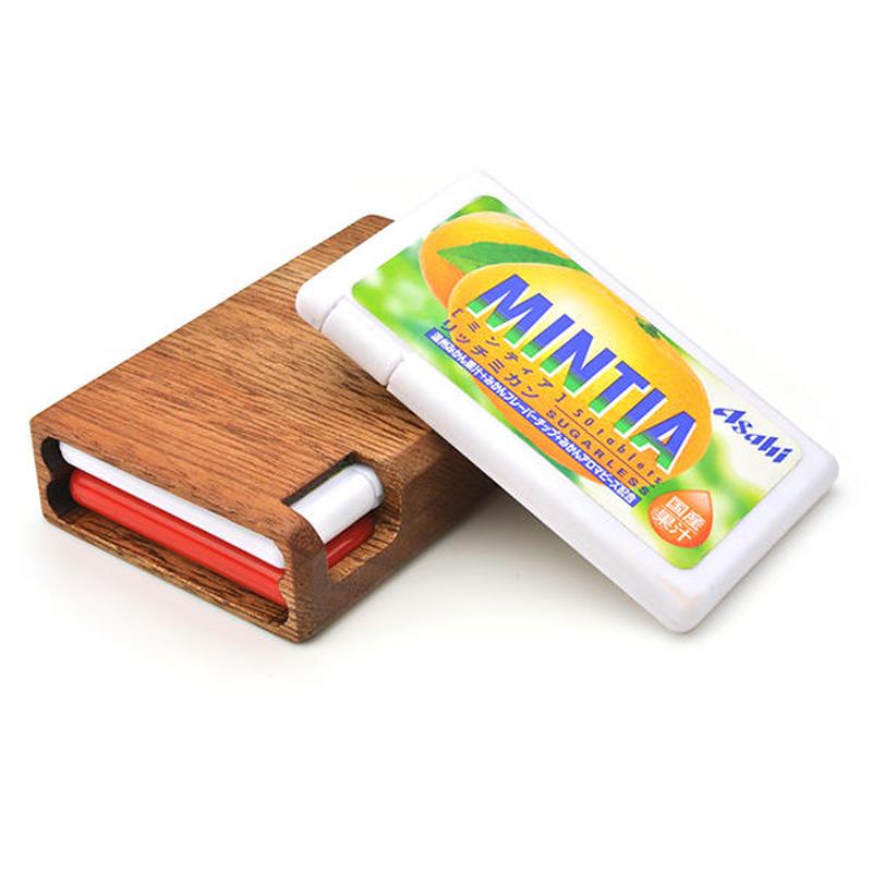 for W MINTIA 木製ケース/ダブルミンティアケース